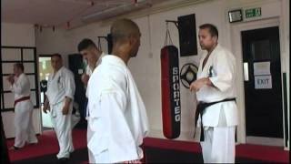 Kancho Darren Murphy Training Gillingham Kent