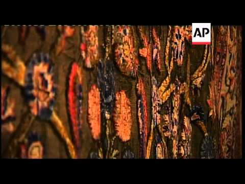 Persian carpets to be considered for World Heritage by UNESCO