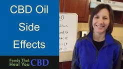 CBD Oil Side Effects and Detox Symptoms