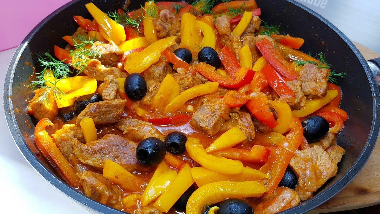 Потрясающее горячее блюдо, которое вам понравится! Рецепты на новый год 2020
