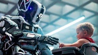 Дитя робота — Фантастика (2019) Русский трейлер Дата выхода ...