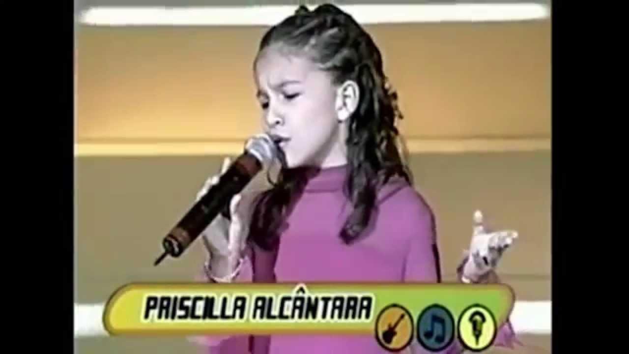 Priscilla Alcantara - Um Anjo Veio me Falar (Código Fama)