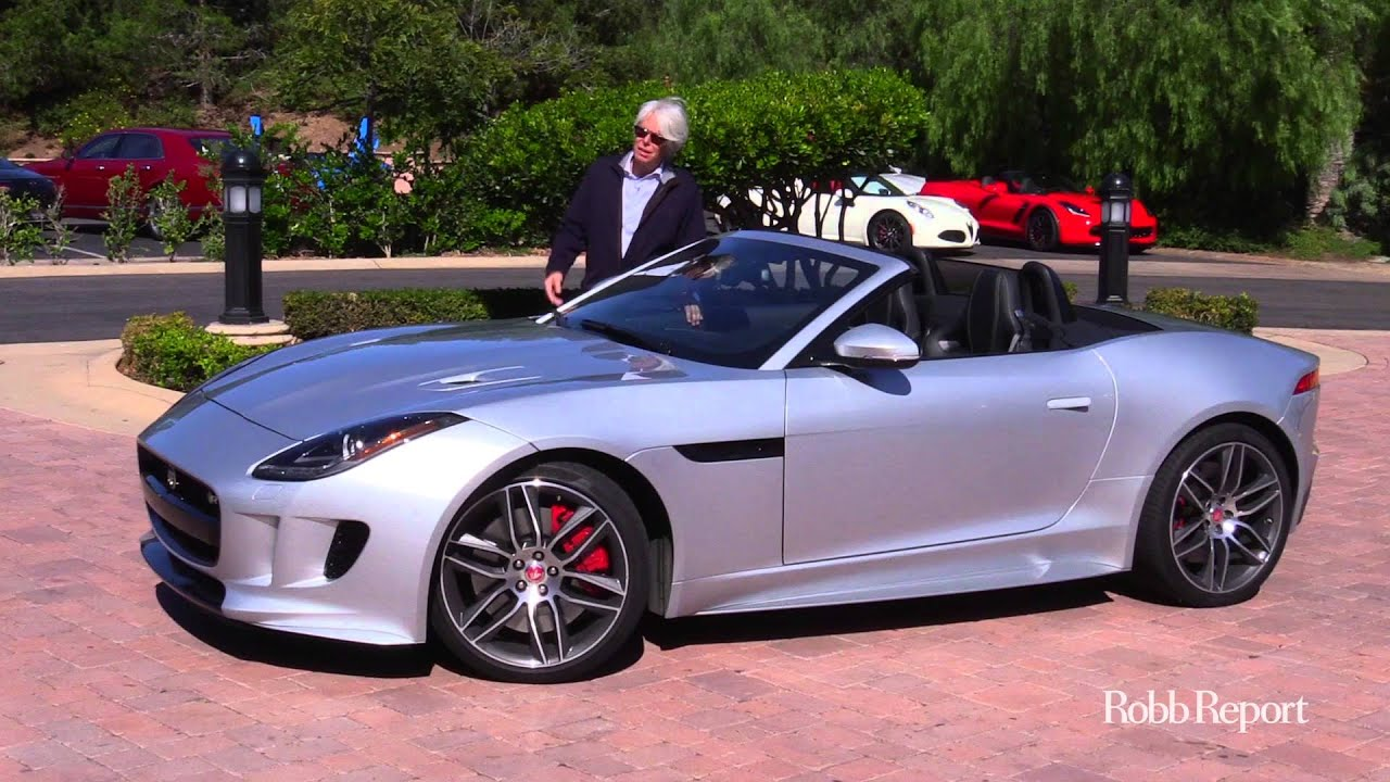 car of the year 2016 10 jaguar f type r convertible youtube. Black Bedroom Furniture Sets. Home Design Ideas