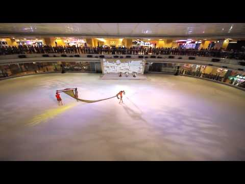 """INDONESIA-KU"" - Figure Skating, Traditional Dance, Music, & Theater."