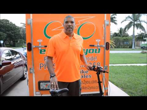 Prodecotech Mariner Ebike: Informational & Instructional Video | ebikes2you