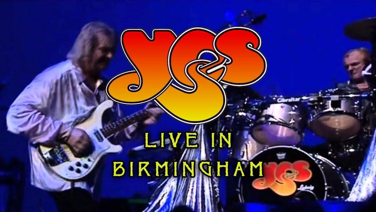 Yes - Live in Birmingham 2003 (Full Concert)