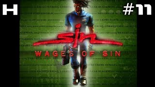 SiN Wages of Sin Walkthrough Part 11