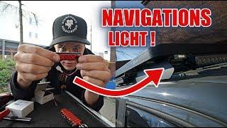 T5 ADVENTUREBUS 🔥⚠️ : Begrenzungslicht am Frontrunner Dachträger | ItsMarvin