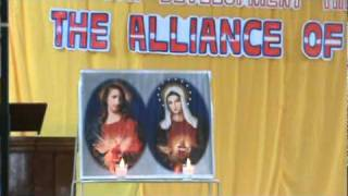 Alliance of Two Hearts Congress for Life