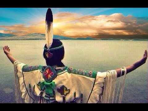 Iron Eyes Cody ~ Great Spirit Ancient Native Prayer