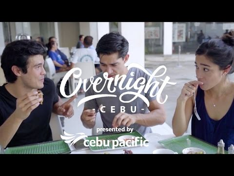 Food trip in Cebu, Phlippines - Overnight City Guide