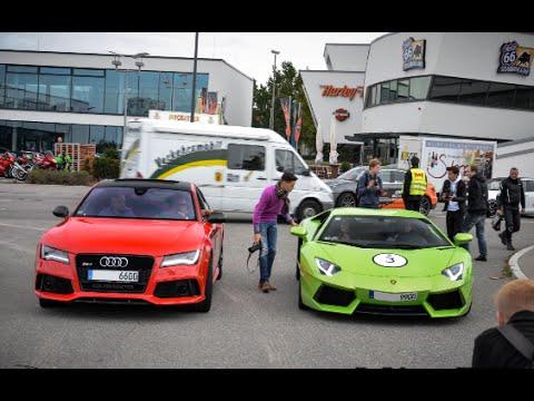 Supercars & Musclecars @ Cars & Coffee Motorwold Region Stuttgart (2015)