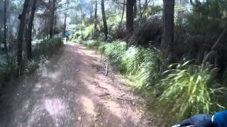 MTB Mallorca#Santa Ponça-Galilea-Galatzó-Santa Ponça