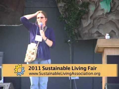 2011 Sustainable Living Fair Shannon Hayes Radical Homemaker