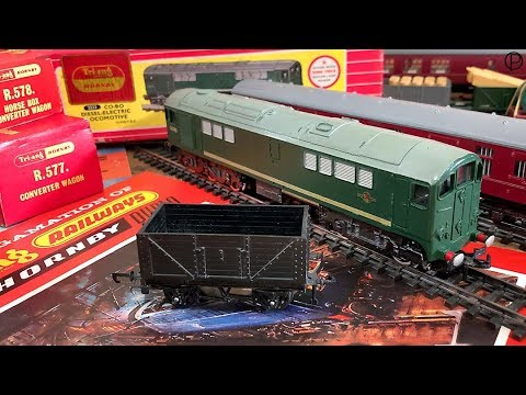 Tri-ang Hornby R.2233  Co-Bo Diesel Electric Locomotive (Ex-Hornby Dublo)