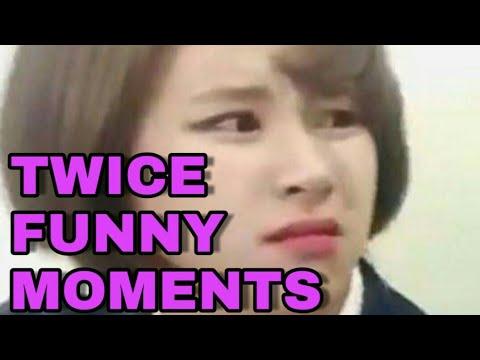 TWICE CUTE/Funny MOMENTS #1 (Fancy Vlog 1-9)