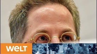 VERFASSUNGSSCHUTZ: Hans-Georg Maaßen wird nun selbst gehetzt