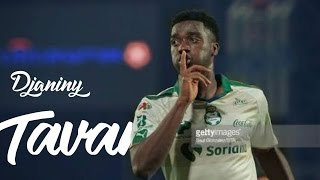 Djaniny Tavares Football Skills Santos 2016-2017
