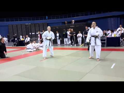 Hariet Roper vs Leanne Royal (KUGB 2015 Nationals)