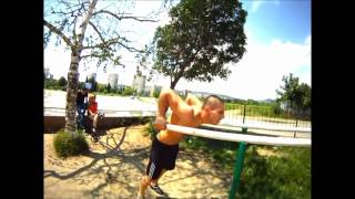 Street Fitness Stara Zagora - Една забавна тренировка