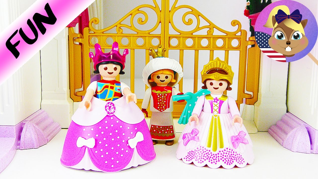 Playmobil Film Lena And Christy In Fairytale Princess