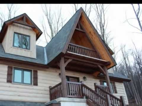 Starlight a custom post and beam timber frame home for Custom a frame homes