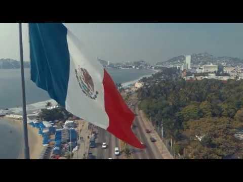 Acapulco 2019 Drone Social Media