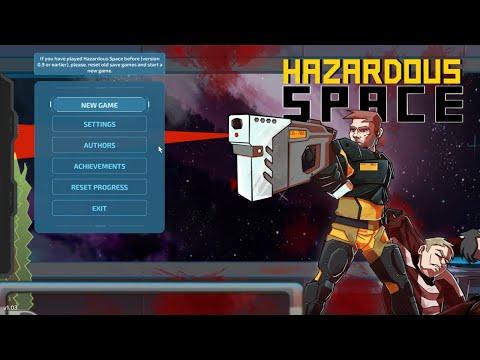Hazardous Space Gameplay |
