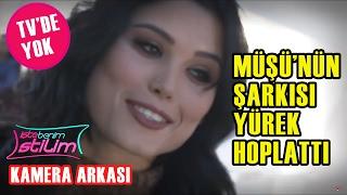 TV'DE YOK |Müşerref 'in Yeni Şarkısı, Deniz'in Dağınık Dolabı Olay Görüntüler!