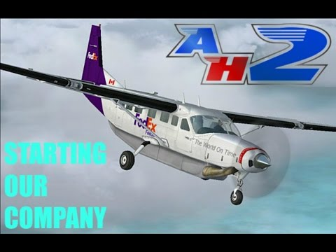 Air Hauler 2: Starting Our Company