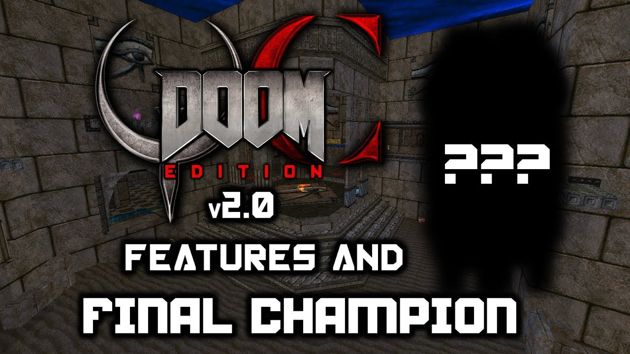 QC:DE v2 0 is finally releasing! news - QC: Doom Edition mod