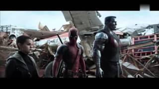 Deadpool....Making of