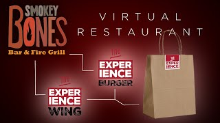 Smokey Bones Launches 2 Delivery-Only Virtual Restaurant Brands