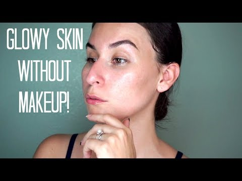 Glowy Skin Without Makeup! | 2-Minute Tuesday