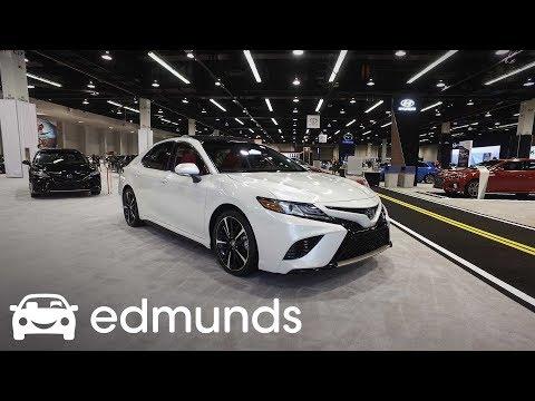 2018 Toyota Camry   Features Rundown   Edmunds