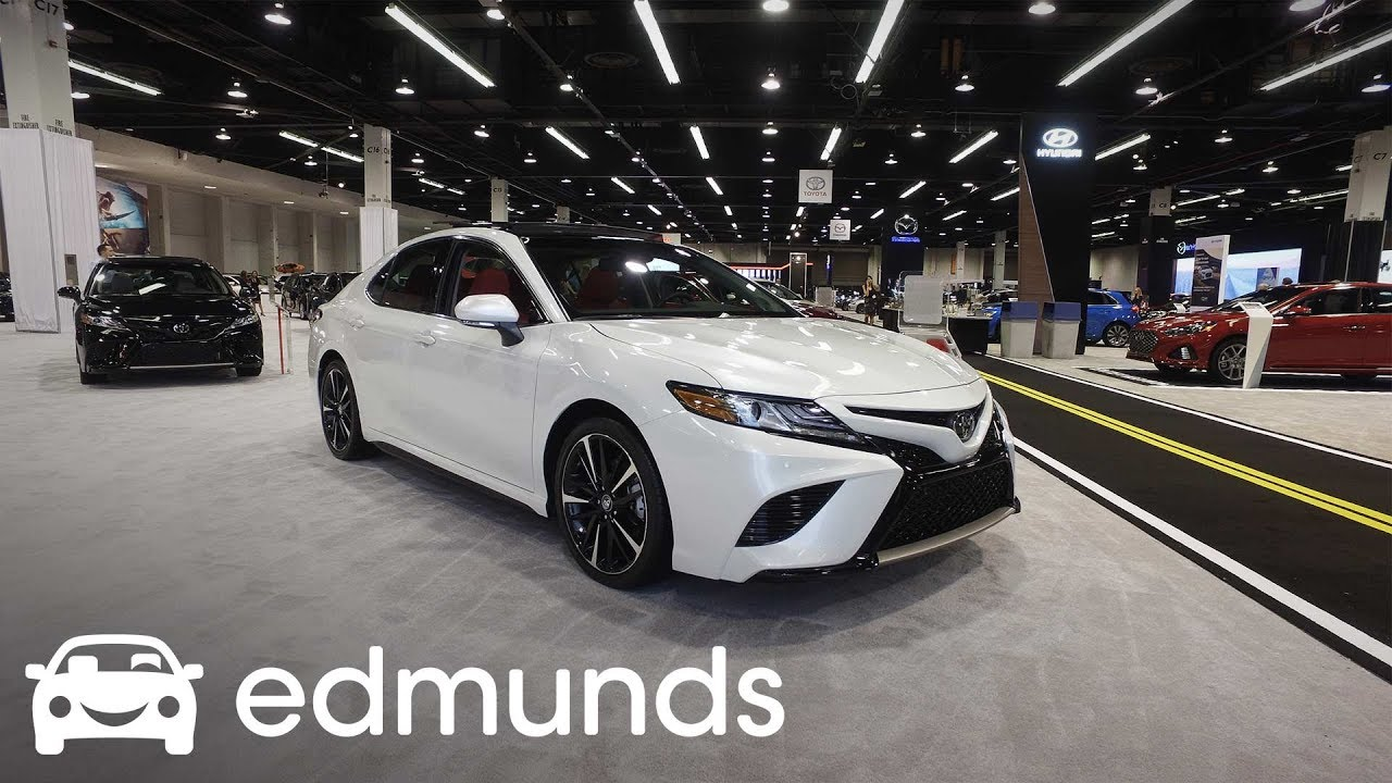 2018 Toyota Camry Features Rundown Edmunds Youtube