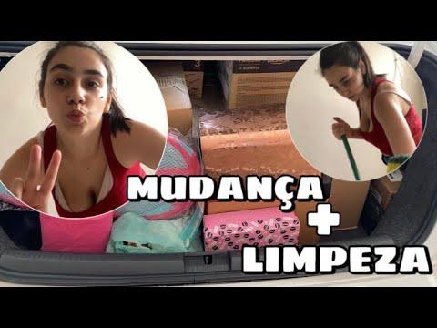 Download LIMPANDO A CASA NOVA + mudança