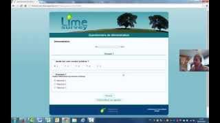 Atelier du lundi - LIMESURVEY : créer un sondage en ligne