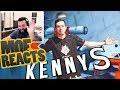 How Kenny S Really Plays CSGO Reaction
