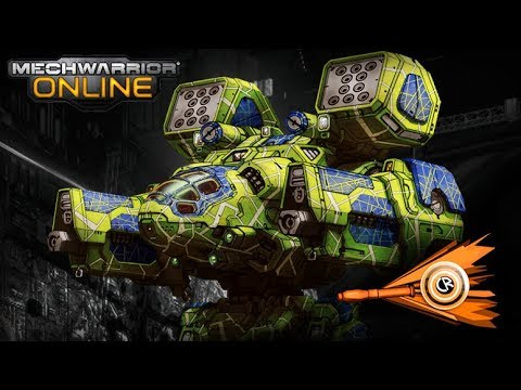 MechWarrior Online Mad Cat MK II 4 gameplay