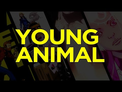 New Imprint DC'S YOUNG ANIMAL: In Depth w/ Gerard Way