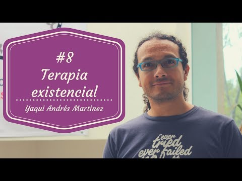 #8 - Terapia y coaching existencial - Yaqui Andrés Martínez