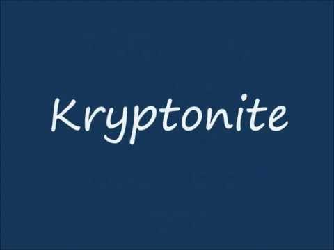 3 Doors Down- Kryptonite lyrics HD