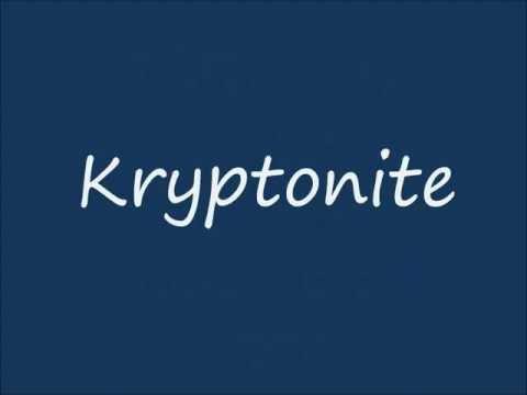 3 Doors Down Kryptonite lyrics HD