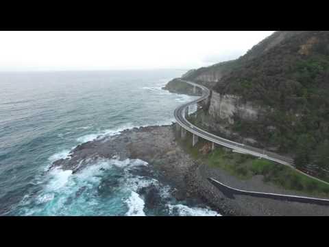 Stanwell Park Hang Gliders & Sea Cliff Bridge Wollongong