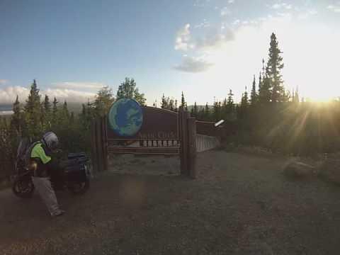 2330 at the Arctic circle