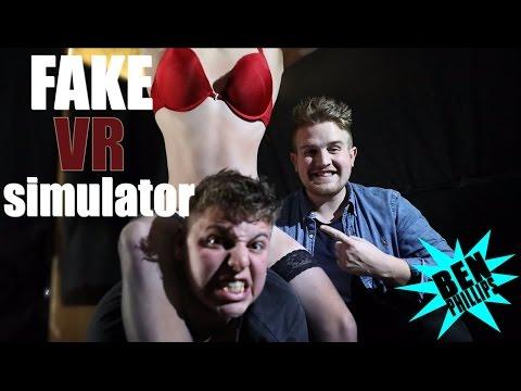 VR Simulator PRANK!