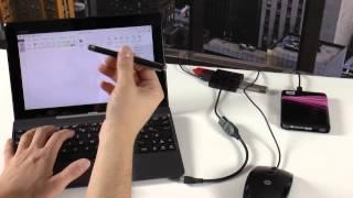 Asus Transformer Book T100 mit Microsoft Office Home & Student vorgeführt - tabtech.de