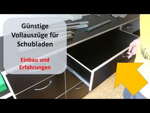 montage von kugelteilausz gen mit 27 mm nut hettich f r heimwerker funnydog tv. Black Bedroom Furniture Sets. Home Design Ideas