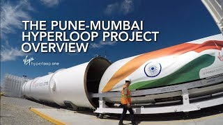 Virgin Hyperloop One | India Project Overview